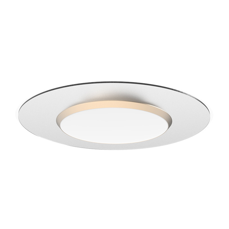 High Transmittance CCT Adjustable Smart LED Ceiling Light With Night Light